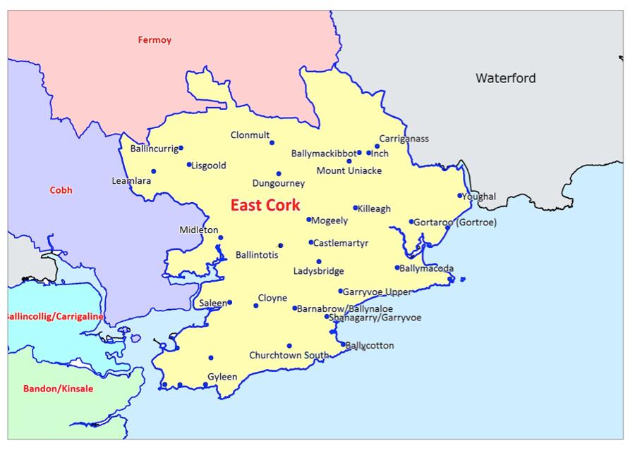 East Cork